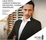 ECHO Klassik winner Linus Roth on recital tour